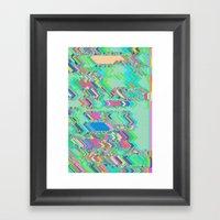 Jacotte Framed Art Print