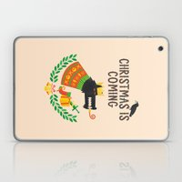 Christmas is coming Laptop & iPad Skin