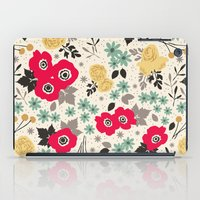Blumen iPad Case