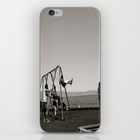 The Swing Set iPhone & iPod Skin
