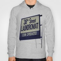 38th Street Laundromat Hoody