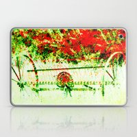 Tedder Hit The Hay Laptop & iPad Skin