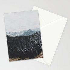 interstellar - landscape photography Stationery Cards