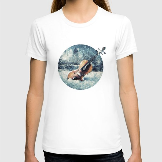 Wistful Abandonment T-shirt