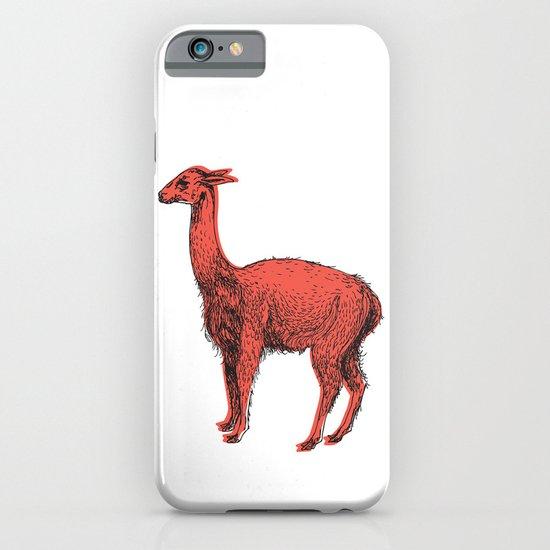 vicuña iPhone & iPod Case