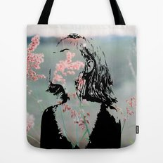 Her Tote Bag