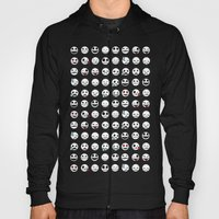 Jack's Emoticons Hoody