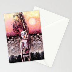 Partially Dreaming Stationery Cards