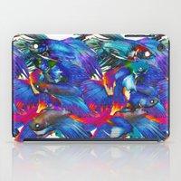Fighting Fishes Betta Sp… iPad Case