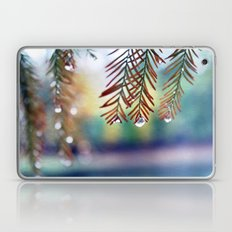 Pine Drops Laptop & iPad Skin