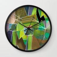 Irvanima Wall Clock