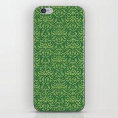 Cloud Factory Damask - Watergrass iPhone & iPod Skin