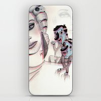 3D Nightmare iPhone & iPod Skin