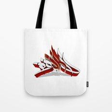3D GRAFFITI - BOARD Tote Bag