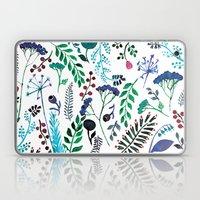 Plant pattern Laptop & iPad Skin