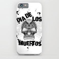 Dia De Los Muertos iPhone 6s Slim Case