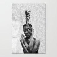 Outsider1 Canvas Print