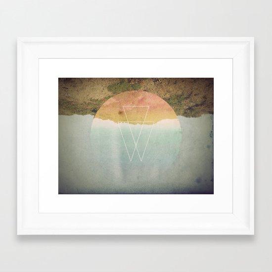 Ericeira Fantasy Framed Art Print