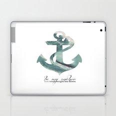 Be my Anchor Laptop & iPad Skin