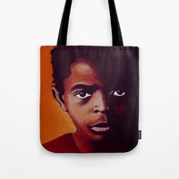 shadow digital! Tote Bag