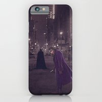 Gotham Nights iPhone 6 Slim Case