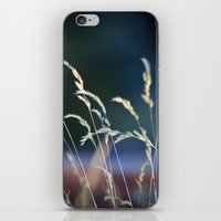 waiting in the weeds iPhone & iPod Skin