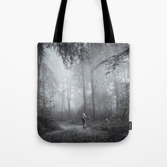 seeking silence Tote Bag