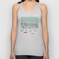 Sea Recollection Unisex Tank Top