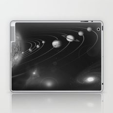 the solar system. Laptop & iPad Skin