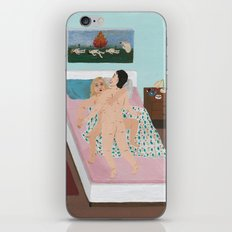 Adam And Eve iPhone & iPod Skin