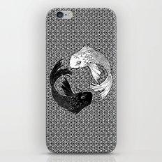 Yin &Yang iPhone & iPod Skin
