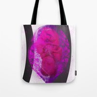 admiration womb Tote Bag