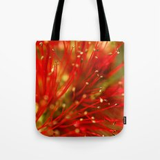 Bottle Brush Details Tote Bag