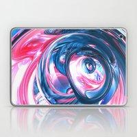 Pinkvsblue Laptop & iPad Skin