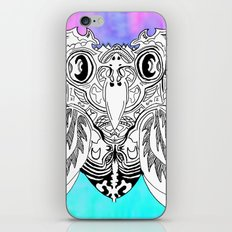 Owly iPhone & iPod Skin