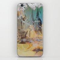 The Oz, By Sherri Of Pal… iPhone & iPod Skin