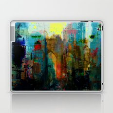 A moment in your city Laptop & iPad Skin