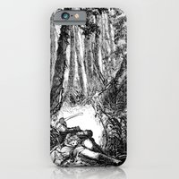 iPhone & iPod Case featuring Murder in the Pines by Shane Deruise Photography