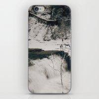 Winter Falls iPhone & iPod Skin