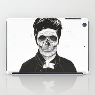 Death Fashion iPad Case