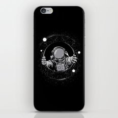 Black Hole iPhone & iPod Skin