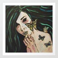 Metamorphosis II Art Print