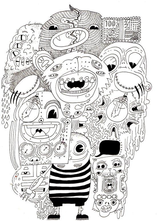 Sasquatchility Art Print