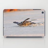 Leatherback iPad Case
