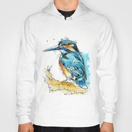 Regal Kingfisher Hoody
