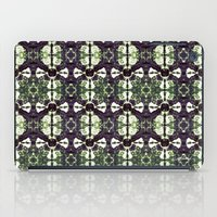 Eggplant Bloom iPad Case