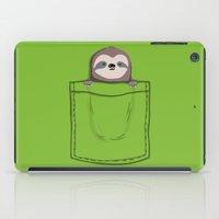 My Sleepy Pet iPad Case