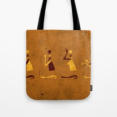 Forms of Prayer - Yellow Tote Bag