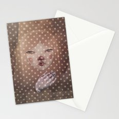 The ghost of our memories Stationery Cards