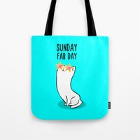 Sunday Fab Day! Tote Bag